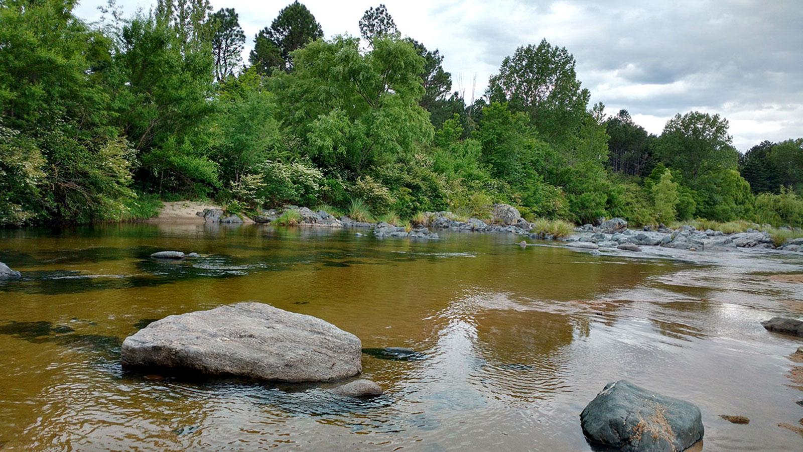 Los Reartes – Río